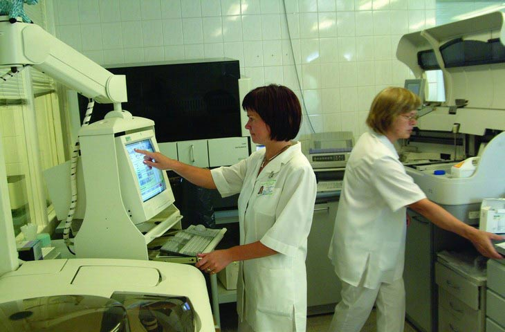 Medical Diagnostic and Treatment Center laboratory infectious diseases