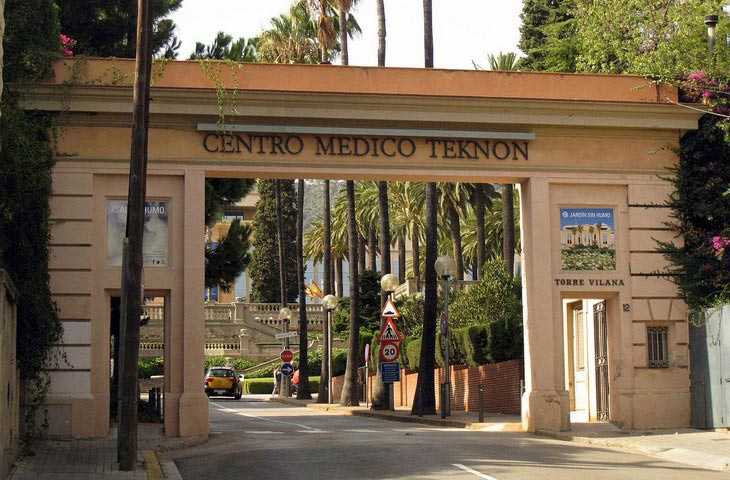 Teknon Medical Center Maxillofacial surgery