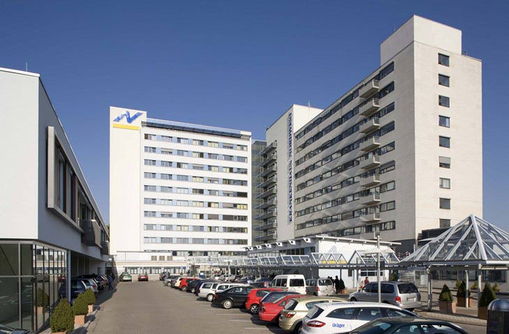 Gastroenterology Krankenhaus Nordwest Germany