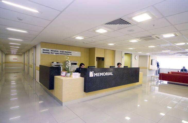 Neurology Memorial Hospital Turkey